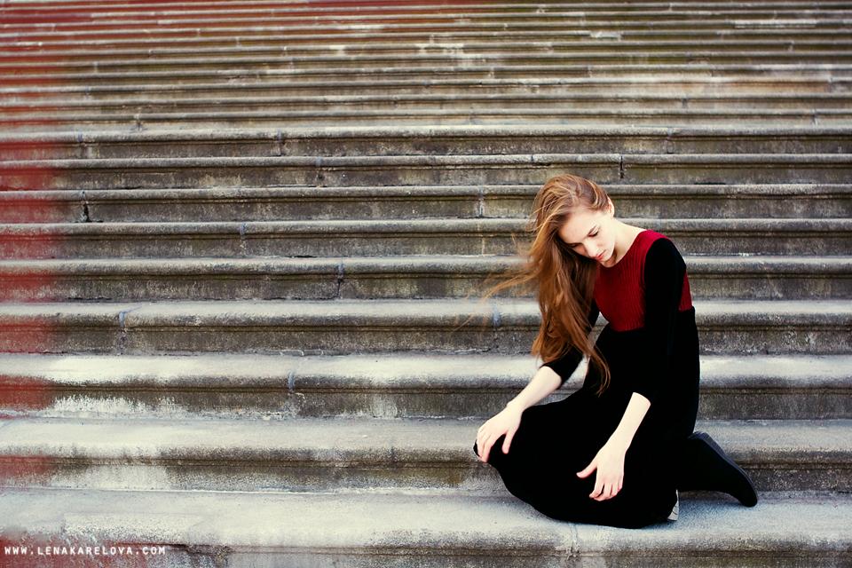 Photoshooting en San Petersburgo by Lena Karelova