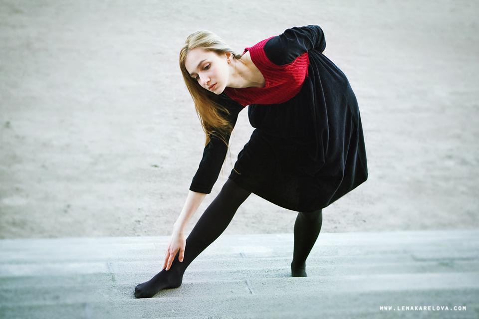 Una sesión de fotos editoria by Lena Karelova