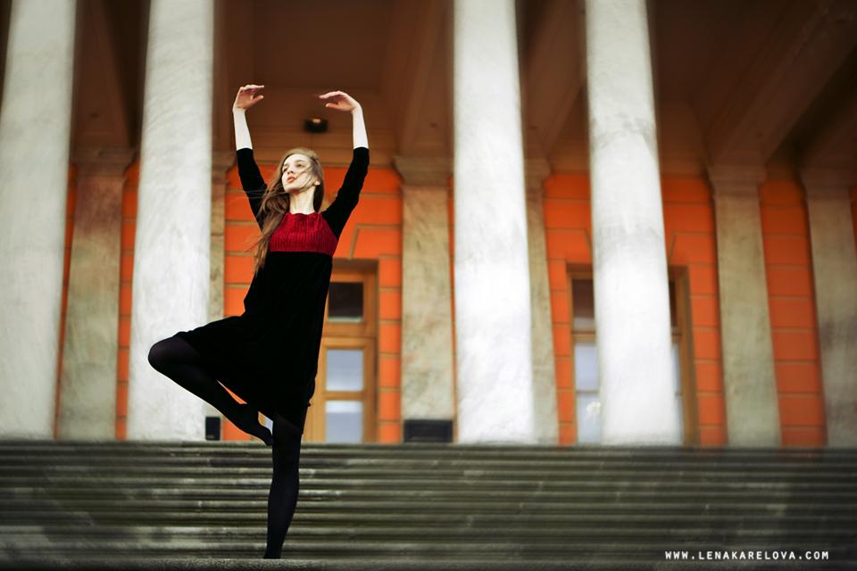 Dancing in the air una sessión de fotos en San Petersburgo by Lena Karelova