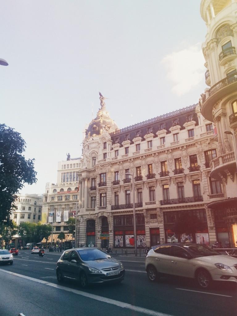 Madrid -Metropolis, vscocam fotografías de Lena Karelova fotografía