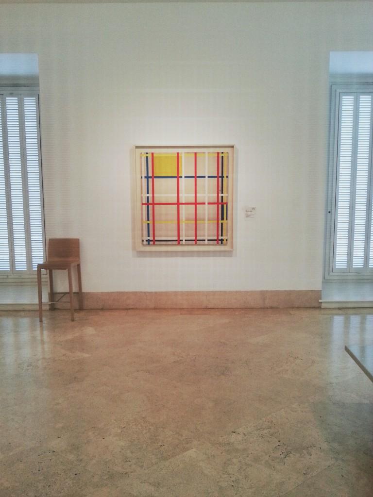 Madrid - Museo Thyssen, vscocam fotografías de Lena Karelova fotografía