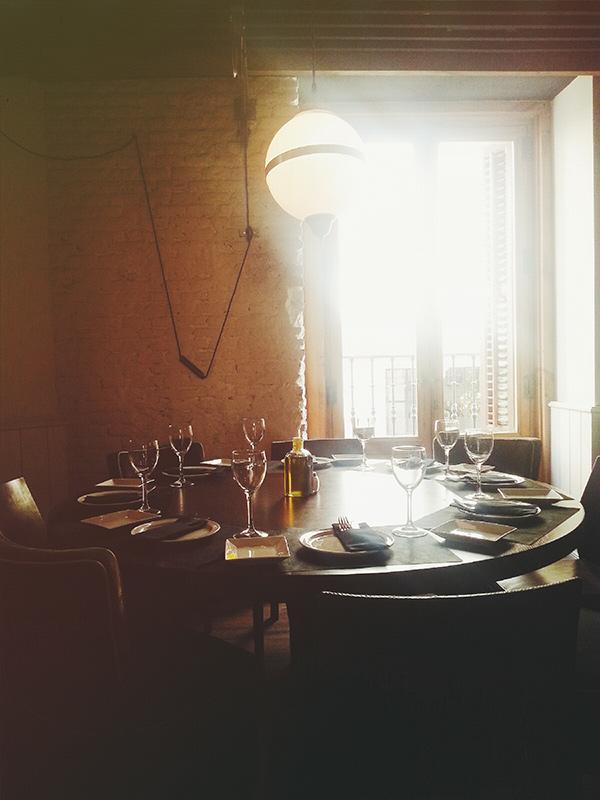 Restaurante Ateneo de Madrid, vsco proceso, Lena Karelova Fotografía