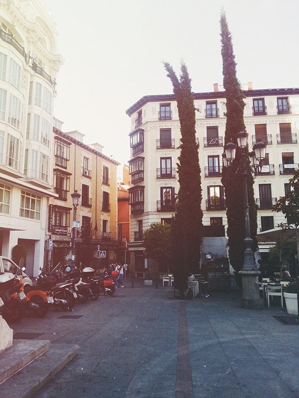 paseos por Madrid, Lena Karelova fotografía