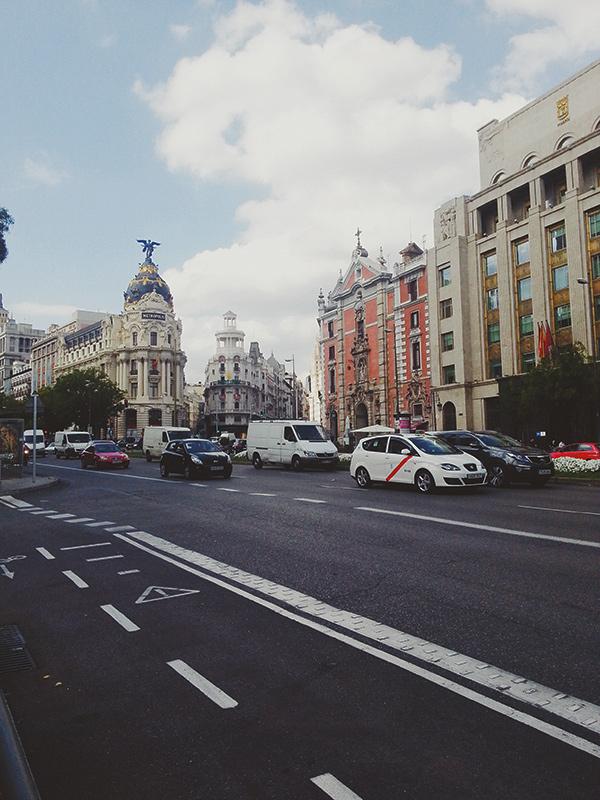 Metropolis-Madrid, Lena Karelova Fotografía