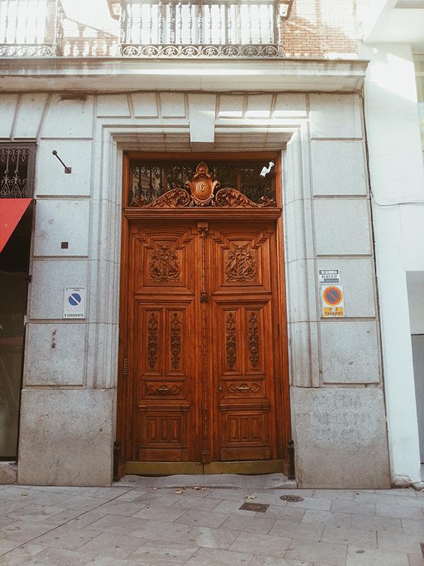 Puertas de Madrid, fotos de Lena Karelova
