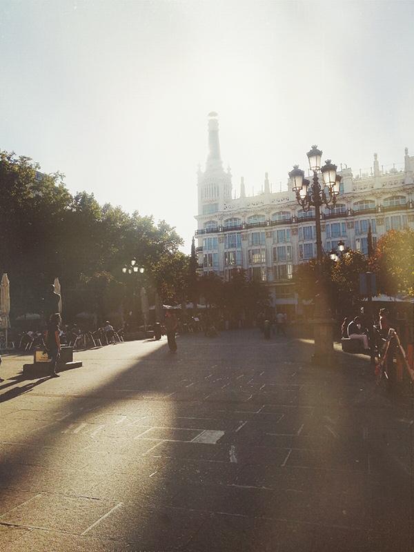 Puesta de sol Madrid, fotos de Lena Karelova