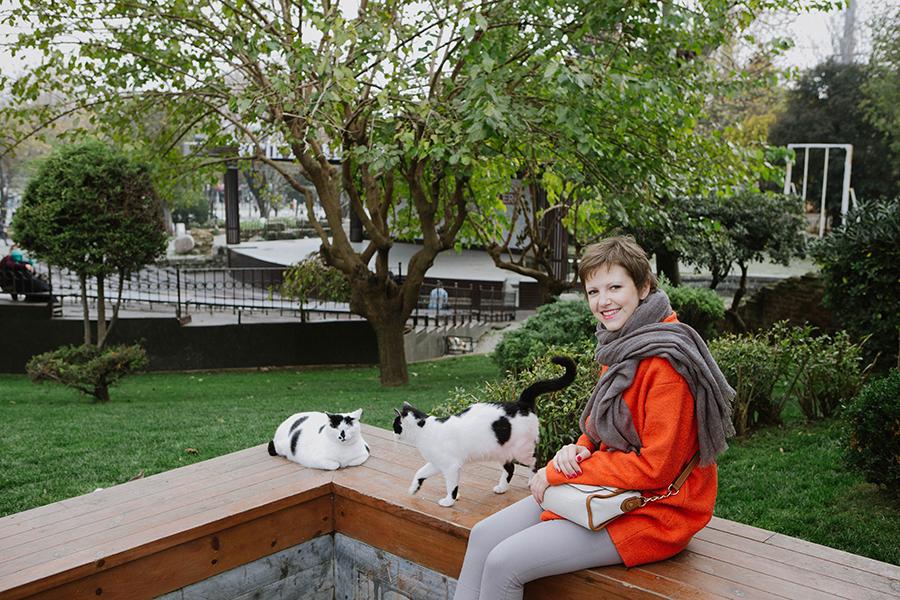 Estambul - Lena Karelova fotografía de viajes.