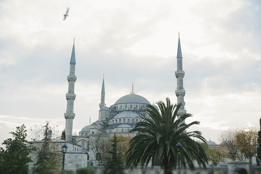 Mezquita Azul en Estambul, Lena Karelova fotografía y viajes.