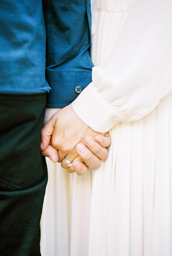 Hand in hand | Fin Art Photographer | Lena Karelova Photography | Barcelona Film Wedding Photographer