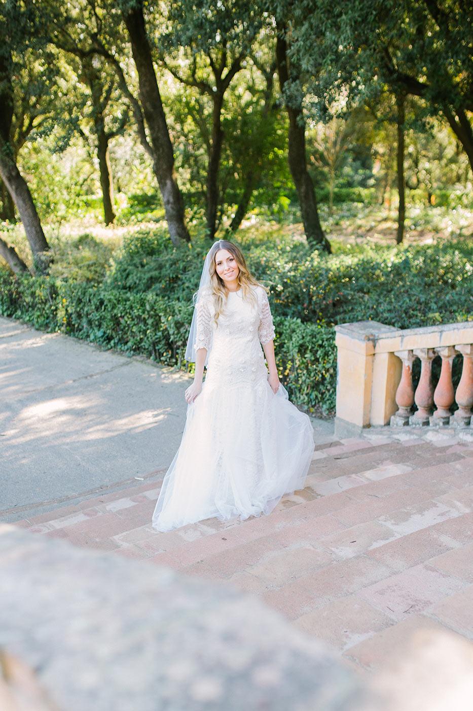 Romantic close up portrait | Fine Art Photographer | Lena Karelova Photography | Destination Wedding Photographer Barcelona |Film Wedding Photographer