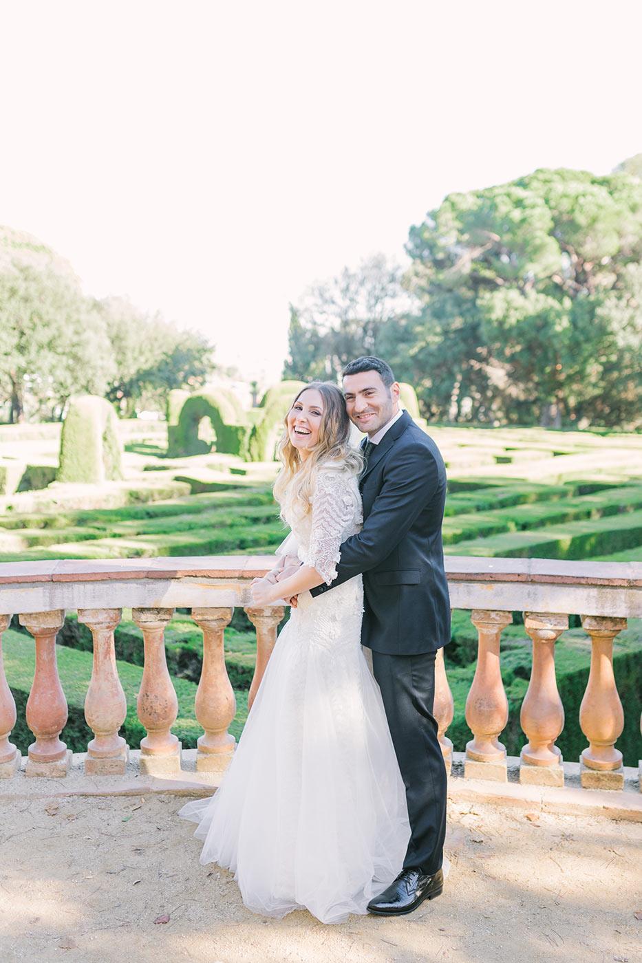 Beautiful young couple | Fine Art Photographer | Lena Karelova Photography | Destination Wedding Photographer Barcelona |Film Wedding Photographer